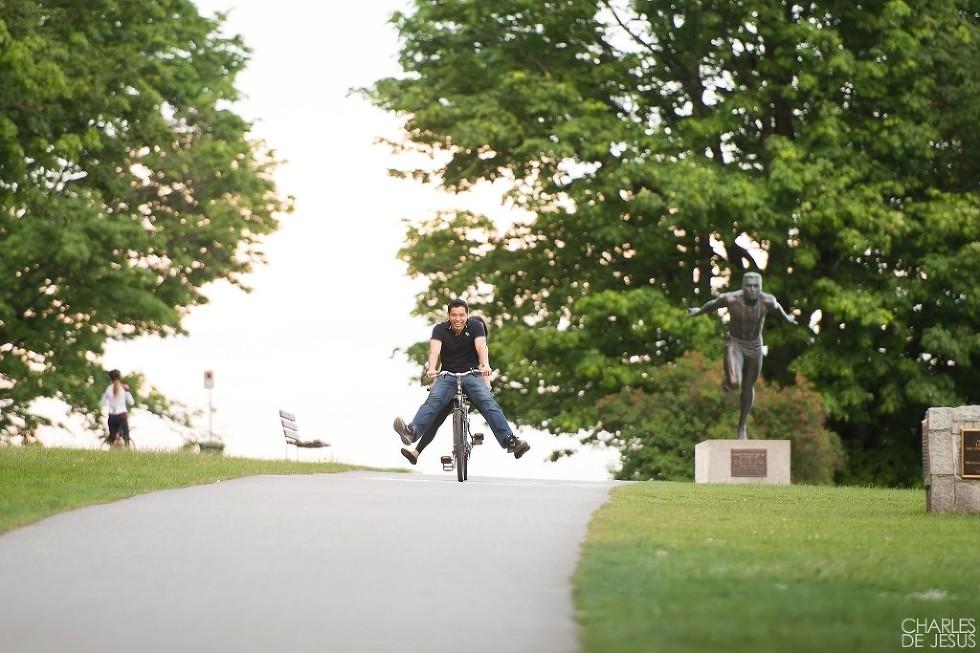 Stanley Park Engagement