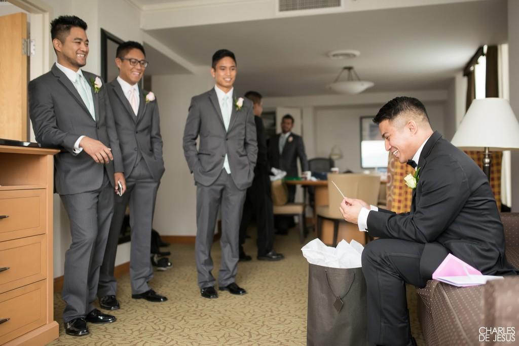 Hilton Hotel Metrotown Wedding -0004_Stomped
